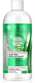 Eveline FaceMed Aloe Vera Micellar Water. Lowest price on Saloni.pk.