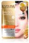 Eveline Sheet Mask 24k Gold Nourishing Elixir. Lowest price on Saloni.pk.