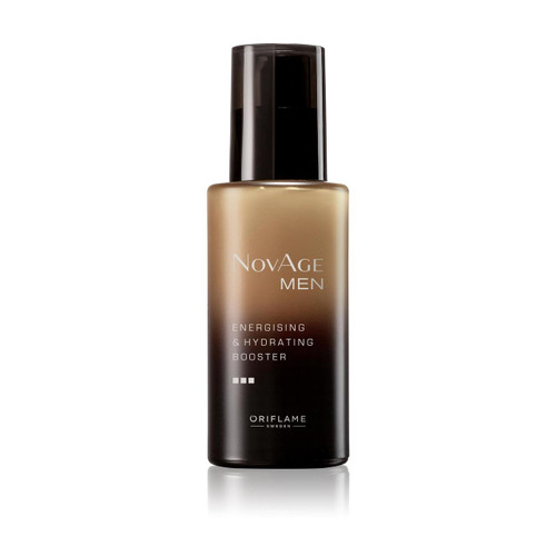 Oriflame Novage Men Energising & Hydrating Booster. Lowest price on Saloni.pk.