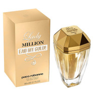 Paco Lady Million Eau My Gold EDT Spray 80ml buy online in Pakistan