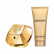 Paco Lady Million (EDP 80ml + Body Lotion 100ml) buy online in Pakistan