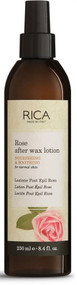Rica After Wax Lotion 250ml Rose