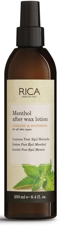 Rica After Wax Lotion 250ml Menthol