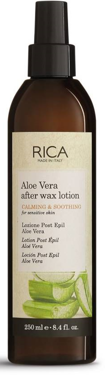 Rica After Wax Lotion 250ml Aloe Vera