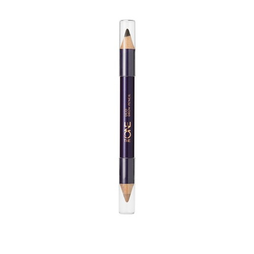 Oriflame The One Duo Brow Pencil Brown. Lowest price on Saloni.pk.