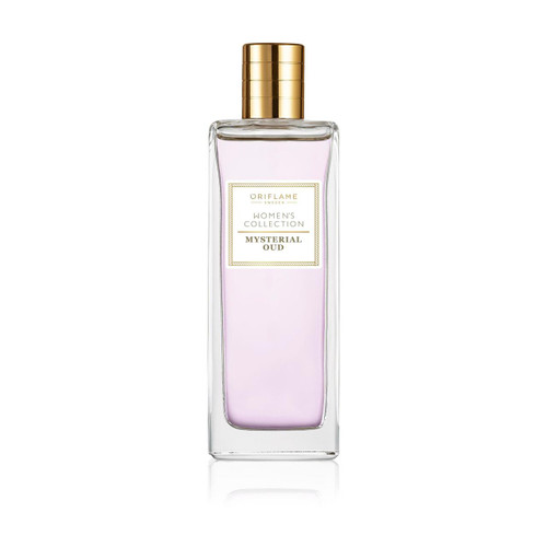 Oriflame Mysterial Oud Eau de Toilette 50 ML For Women. Lowest price on Saloni.pk.