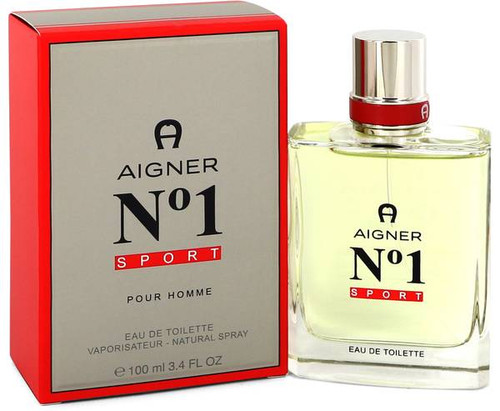 Aigner No.1 Sport EDT (Limited Availability) 100ml buy online in Pakistan