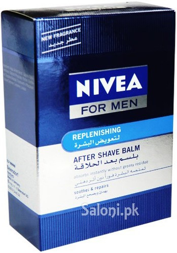 Nivea For Men Replenishing After Shave Balm Mild 100 ML