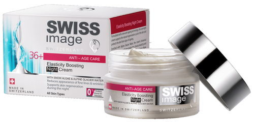 Swiss Image Anti Age Care Elasticity Boosting Night Cream 50ml buy in pakistan original products