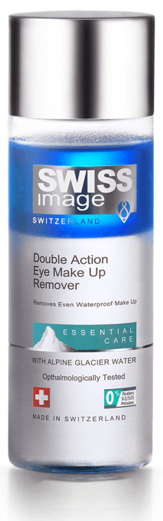 Swiss Image Double Action Eye Make Up Remover 150ML