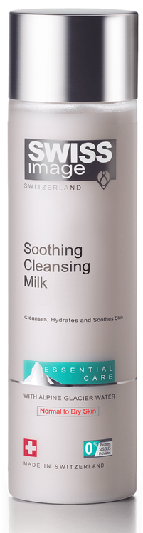 Swiss Image Soothing Cleansing Milk 200ML