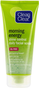Clean & Clear Morning Energy Shine Control Scrub 150ML buy online in pakistan