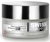 Swiss Image Absolute Radiance Whitening Night Cream 50ML