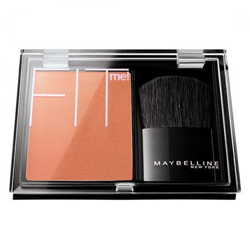 Maybelline Fit Me Blush Light Peach. Lowest price on Saloni.pk.