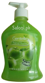 Gentelle Hand Fruits Apple Crunch Hand Wash