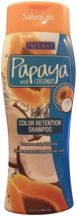 Freeman Papaya and Coconut Colour Retention Shampoo