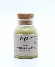 Le Pur Organics Neem Cleansing Balm 100 ML. Lowest price on Saloni.pk.