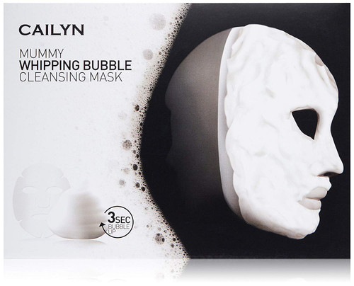 Cailyn Mummy Whipping Bubble Cleansing Mask. Lowest price on Saloni.pk