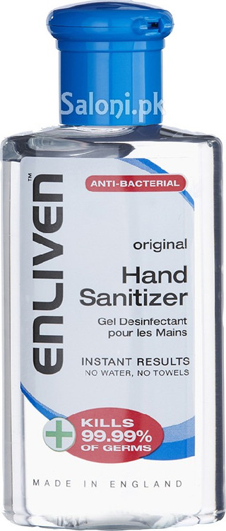 Enliven Anti Bacterial Original Hand Sanitizer