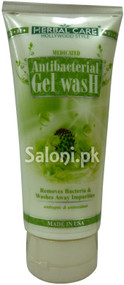 Hollywood Style Medicated Antibacterial Gel Wash (Front)