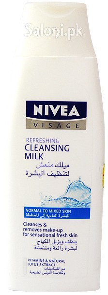 Nivea Refreshing Cleansing Milk Normal to Mixed Skin