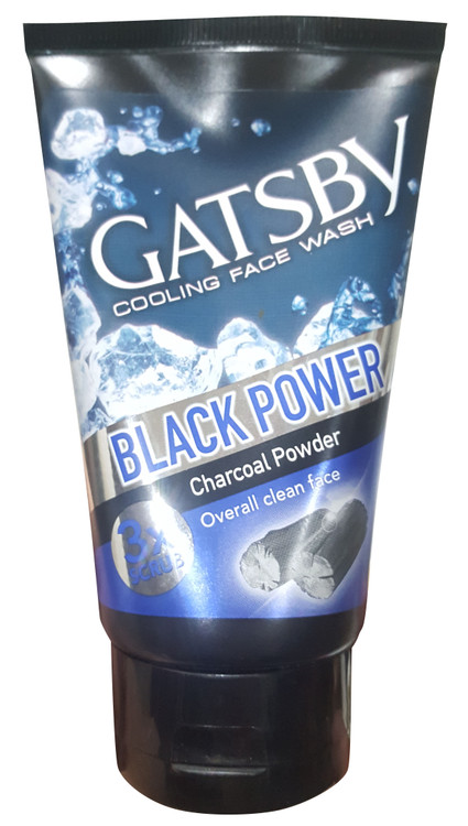 Gatsby Black Power Charcoal Powder Face Wash 100 Grams. Lowest price on Saloni.pk