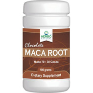 Herbo Natural Chocolate Maca Root Dietary Supplement 100 Grams. Lowest price on Saloni.pk