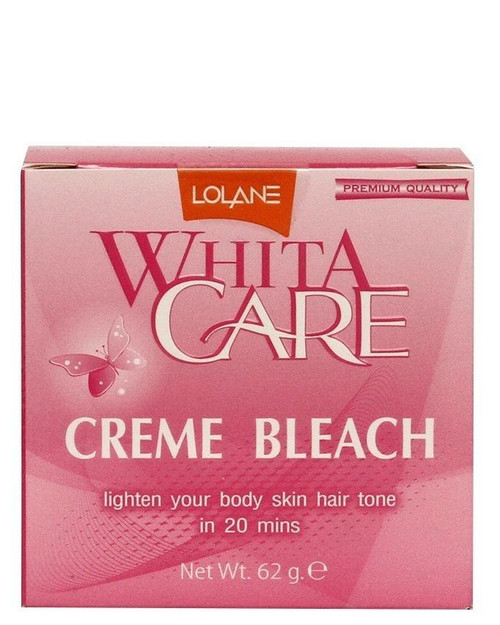 Whita Care Cream Bleach 62 Grams. Lowest price on Saloni.pk