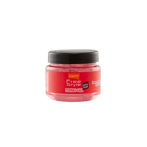 Lolane Freestyle Fixing Gel - Red Extra Hold. Lowest price on Saloni.pk