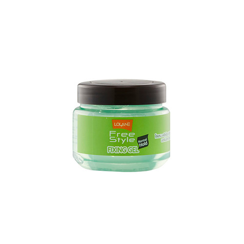 Lolane Freestyle Fixing Gel - Green Natural Hold. Lowest price on Saloni.pk