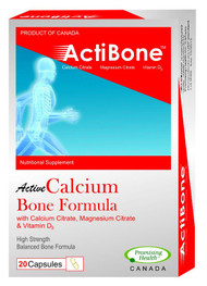 Promising Health Acti Bone 20 Capsules. Lowest price on Saloni.pk