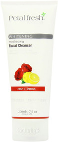 Petal Fresh Whitening Moisturizing Facial Cleanser Rose & Lemon 200 ML