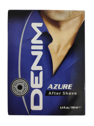 Denim Azure After Shave 100 ML.