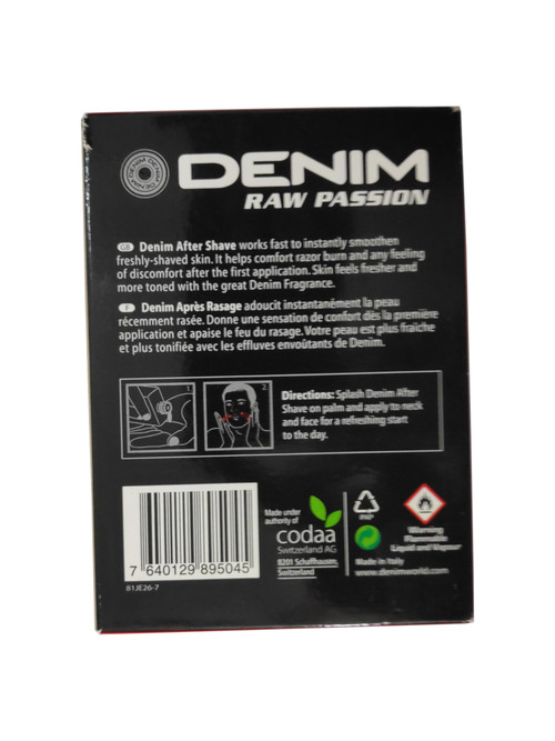 Denim Raw Passion After Shave 100 ML