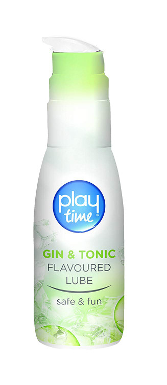 Play Time Gin & Tonic Lubricant 75ml. Lowest price on Saloni.pk