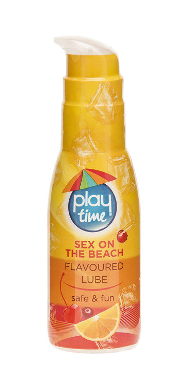 Play Time Sex On The Beach Lubricant 75ml. Lowest price on Saloni.pk