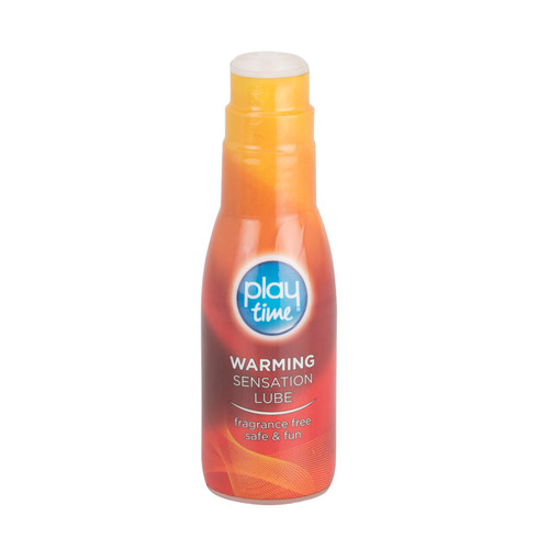 Play Time Warming Lubricant 75ml. Lowest price on Saloni.pk