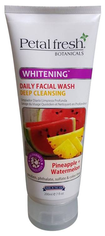 Petal Fresh Whitening Deep Cleaning Daily Facial Wash 200ML buy online in pakistan best price original products