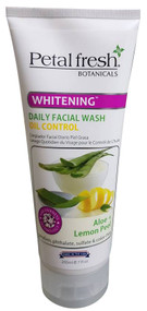Petal Fresh Whitening Oil Control Facial Daily Wash Aloe & Lemon 200 ML buy online in pakistan best price original products