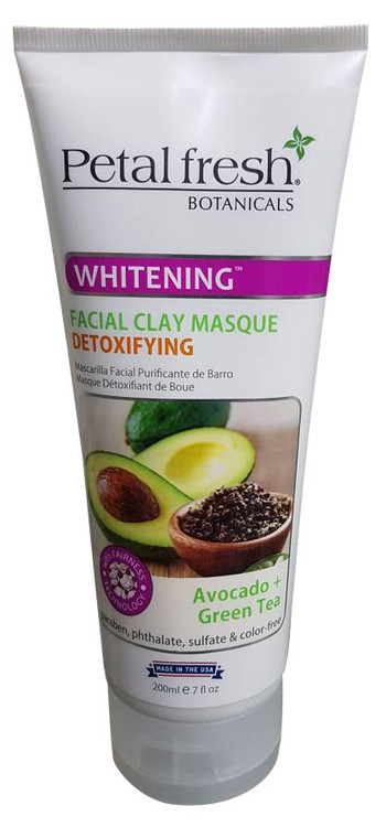 Petal Fresh Whitening Detoxifying Facial Clay Masque 200 ML buy online in pakistan best price original products