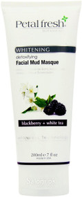 Petal Fresh Whitening Detoxifying Facial Mud Masque