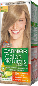 Garnier Color Naturals No 8.1 Light Ash Blonde. Lowest price on Saloni.pk.