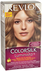 Revlon ColorSilk Luminista Dark Blonde 172. Lowest price on Saloni.pk.