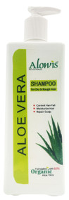 Alowis 100% Organic Aloe Vera Shampoo 500ML buy online in pakistan