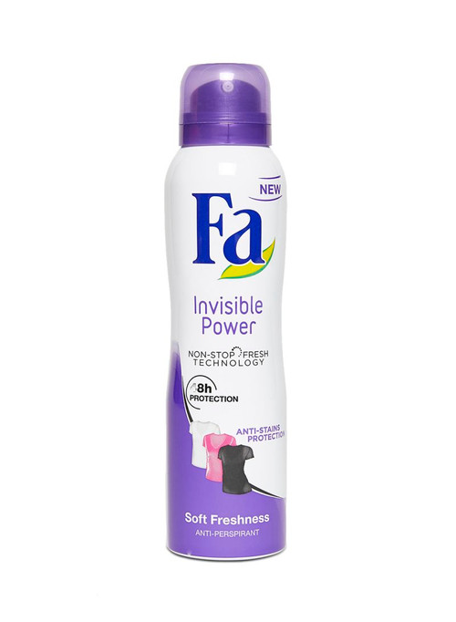 [EXPIRED] Fa Invisible Power 48h Protection Spray 200 ml. Lowest price on Saloni.pk