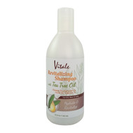 Vitale Tea Tree Oil Revitalizing Shampoo 355 ML. Lowest price on Saloni.pk