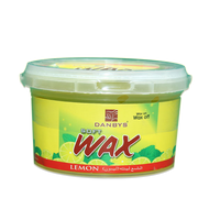 Danbys Lemon Soft Wax Bucket 1000 Grams. Lowest price on Saloni.pk