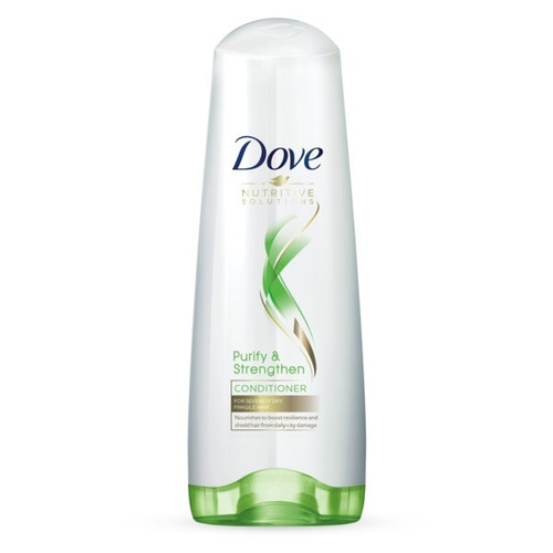 Dove Nourishing Rituals Purify & Strengthen Conditioner 355 ML. Lowest price on Saloni.pk