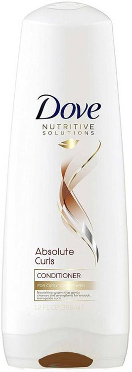 Dove Nourishing Rituals Absolute Curls Conditioner 355 ML. Lowest price on Saloni.pk