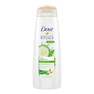Dove Nourishing Rituals Cool Moisture Shampoo 355 ML. Lowest price on Saloni.pk